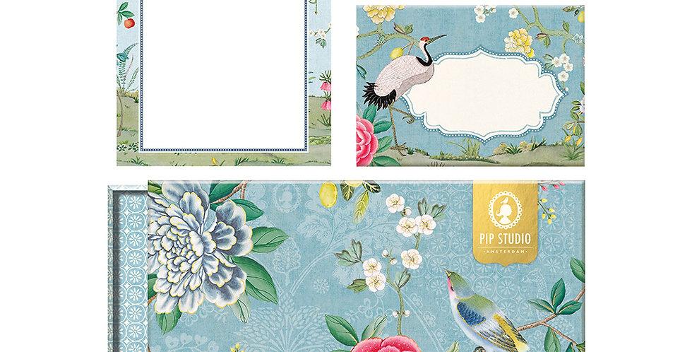 Conjunto de Cartas Decoradas Pip Studio Papelaria decoração