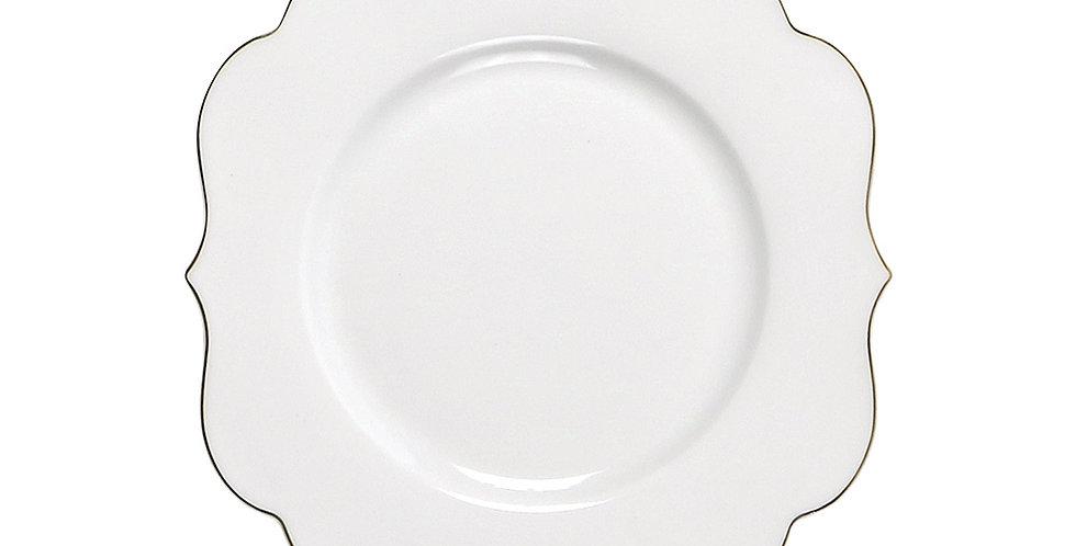 Prato de Pão - Royal White