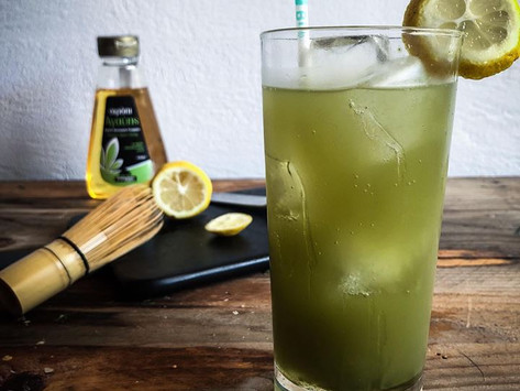 Matcha Cold M-ocktail