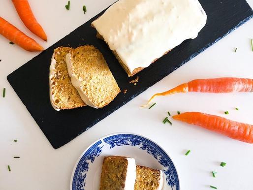 Κέικ καρότου με γλάσο τυρί κρέμα: το πιο νόστιμο & αφράτο