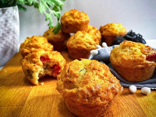 Αλμυρά muffins από τον chef Γιάννη Τρυφώνη