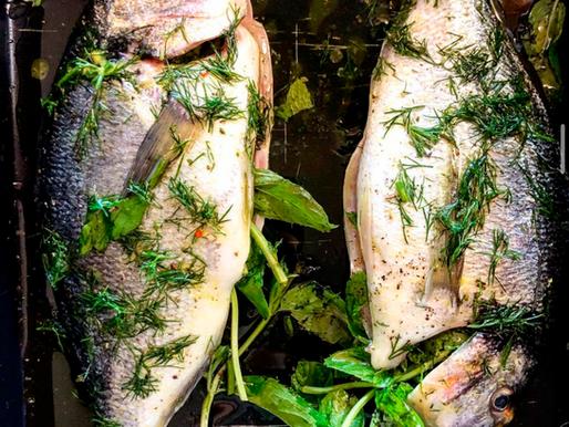 Τσιπούρα: Ο τέλειος τρόπος να την μαγειρεύω