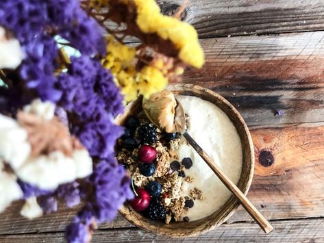 Super bowl με μάνγκο & granola