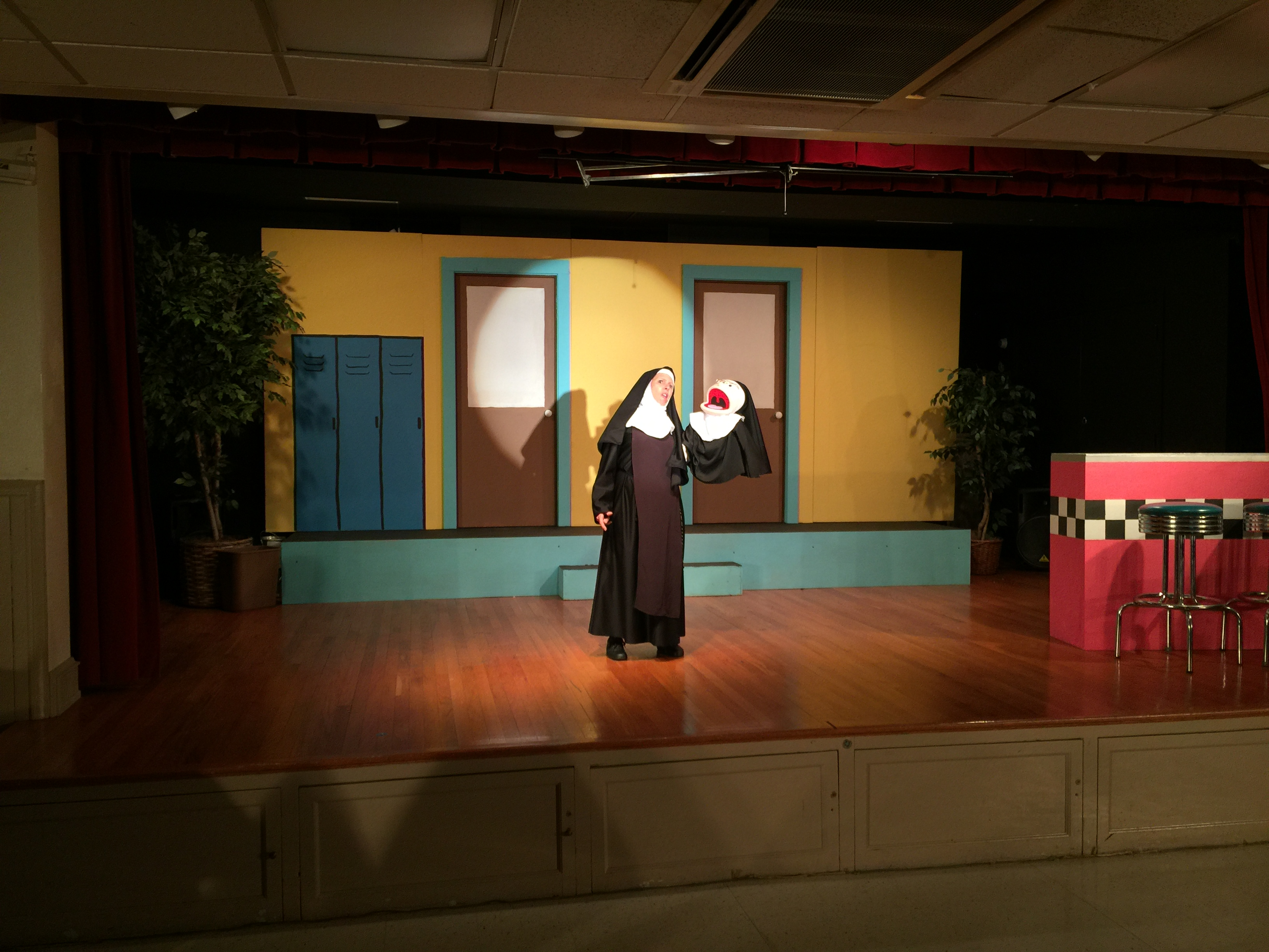 Rehearsal - So You Want to Be a Nun