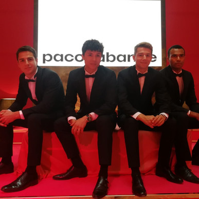 Paco Rabanne product launch