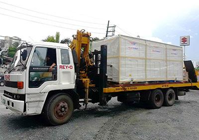 wheelers truck rental