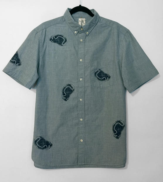 oyster button down