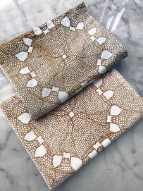 seafan tea towel