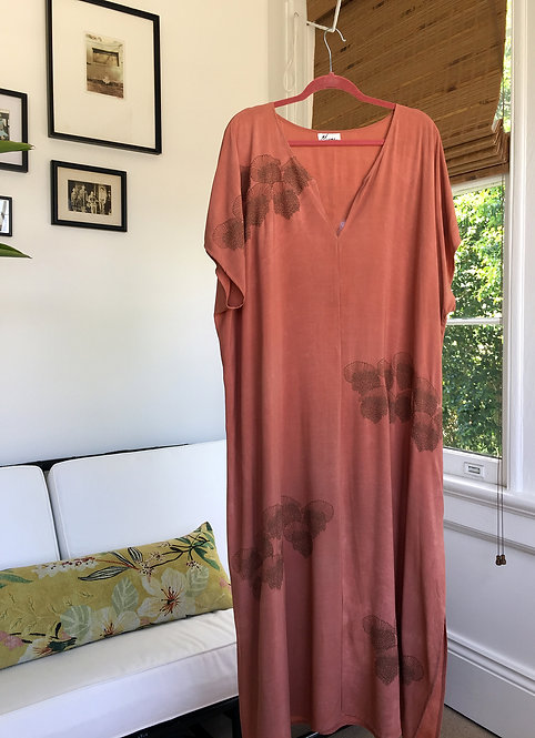 TERRACOTTA BAMBOO DRESS