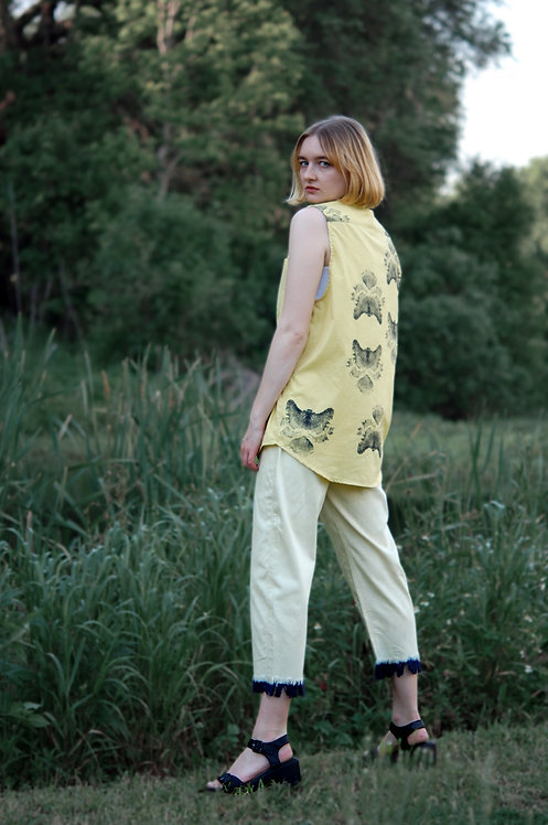 MASUE YELLOW JEANS