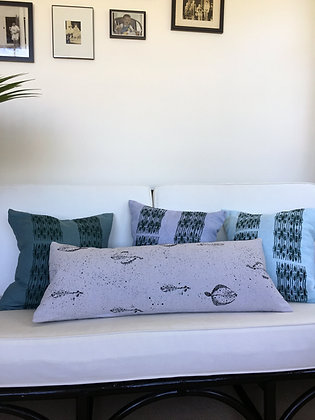 FLOUNDER BED LUMBAR PILLOW