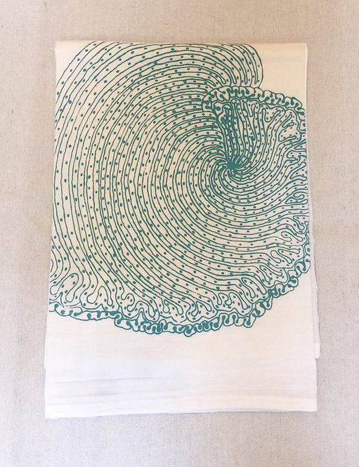 Mollusk Tea Towel