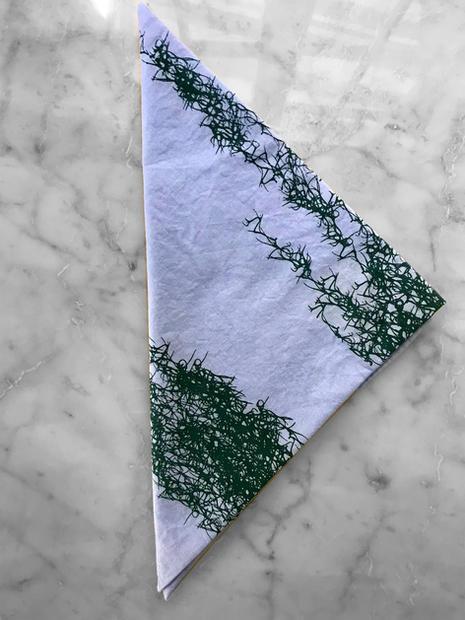 spanish moss bandana