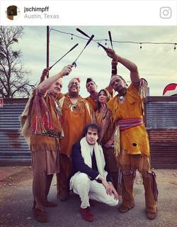 Eastern Medicine Singers texas