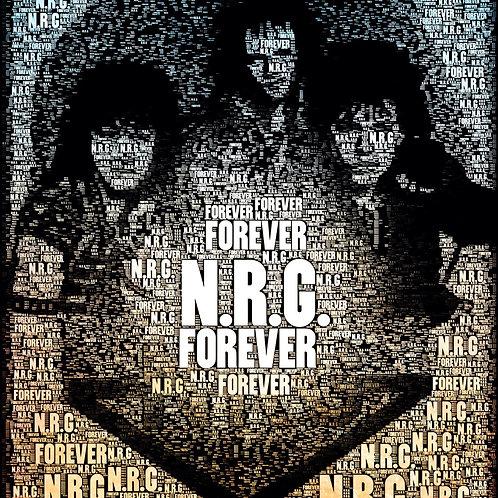 """NRG """"Forever"""" 3 song CD"""