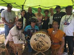 Black Eagle drum