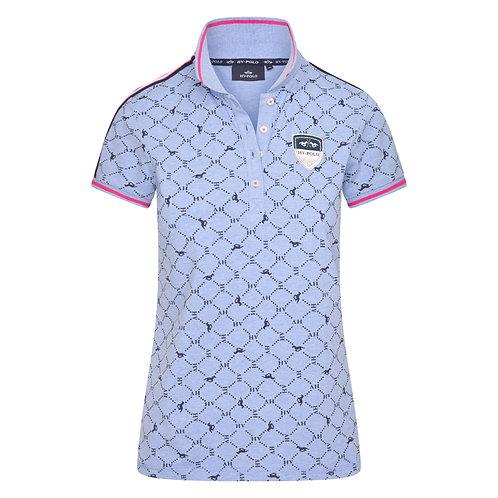 HV Polo Shirt San Juan Denim