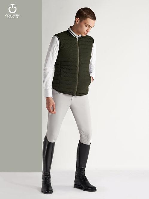Cavalleria Toscana Qualited Front Puffer Vest