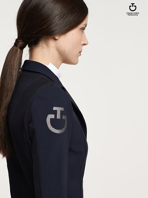 Cavalleria Toscana Revolution Tech Knit Jacket