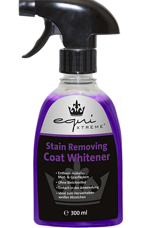 Stain Removing Coat Whitener