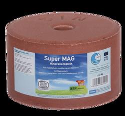 SuperMAG Mineralleckstein