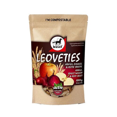 Leoveties Apfel & Dinkel & Rote Beete
