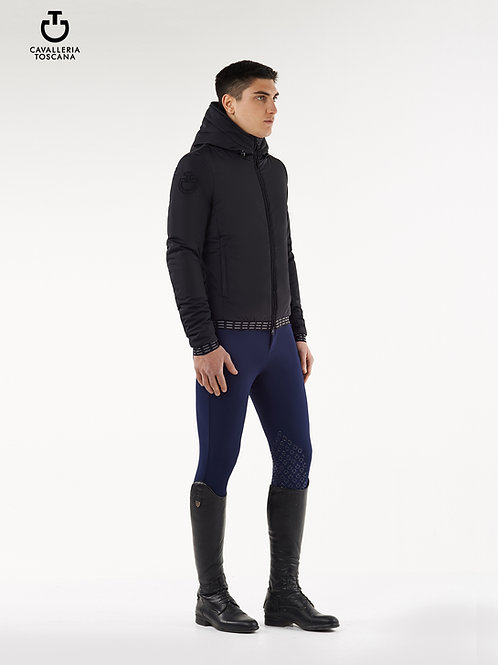 Cavalleria Toscana Nylon Hooded Jacket