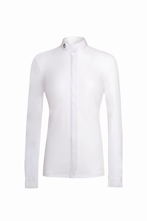 Cavalleria Toscana Perforated Rev Shirt