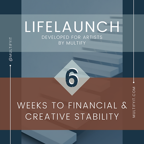 FREE LifeLaunch Booklet