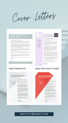 Cover Letters by Multify