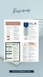 Resumes by Multify