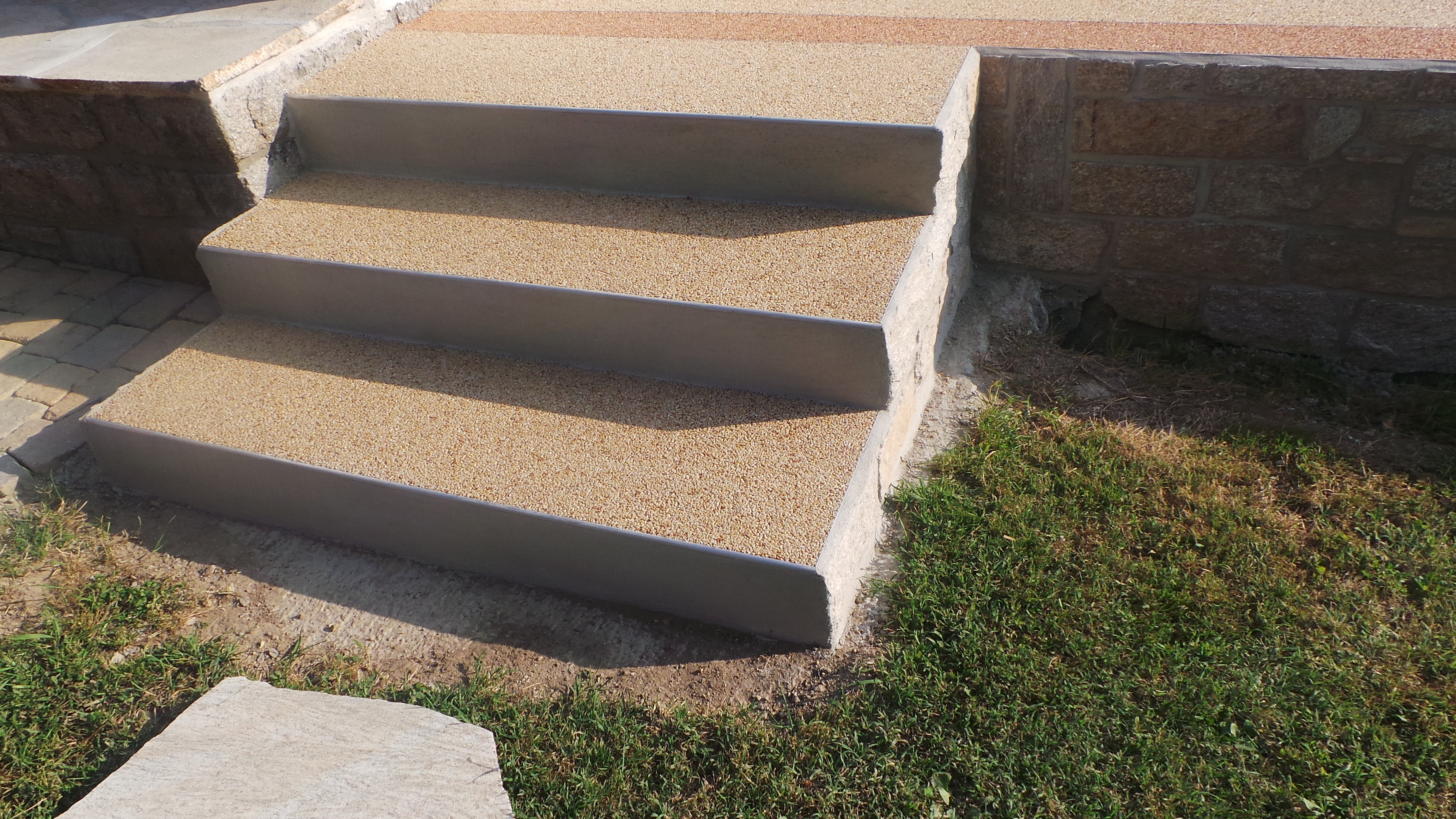 escalier ext rieur r sine. Black Bedroom Furniture Sets. Home Design Ideas
