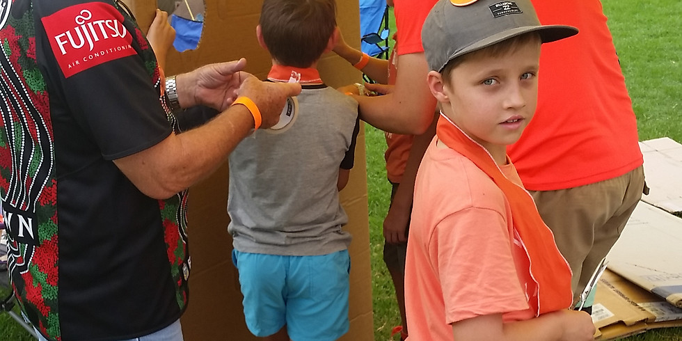 Kids Camp Out 2019