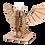 Thumbnail: 梟  -フクロウ -(羽ばたき)