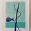 Thumbnail: Carpeta 4 Grabados Oeste. Artistas Fournier, Garnier, Kelleman, Piszk