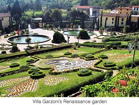 GARDENS OF THE WORLD: Gardens Around Pisa