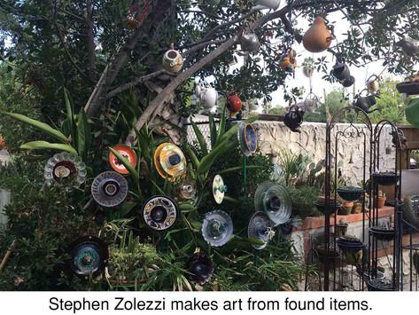 SHARING SECRETS: Favorite Garden Art