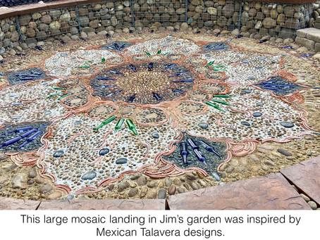 MY LIFE WITH PLANTS: Makin' Mosaics: Part II