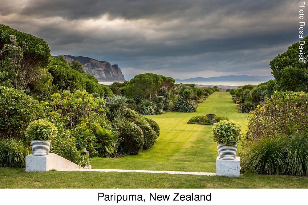 Paripuma, New Zealand.  Photo credit Rosa Davison