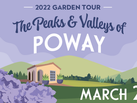 SAVE THE DATE: The Peaks & Valleys of Poway