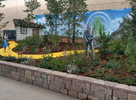 NEWS: The Journey Home: the SDHS Garden Show Display