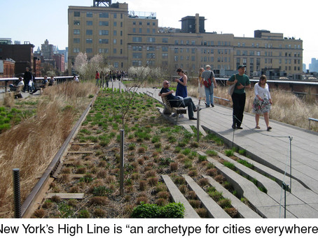 TO LEARN MORE: Get Ready for the High Line!