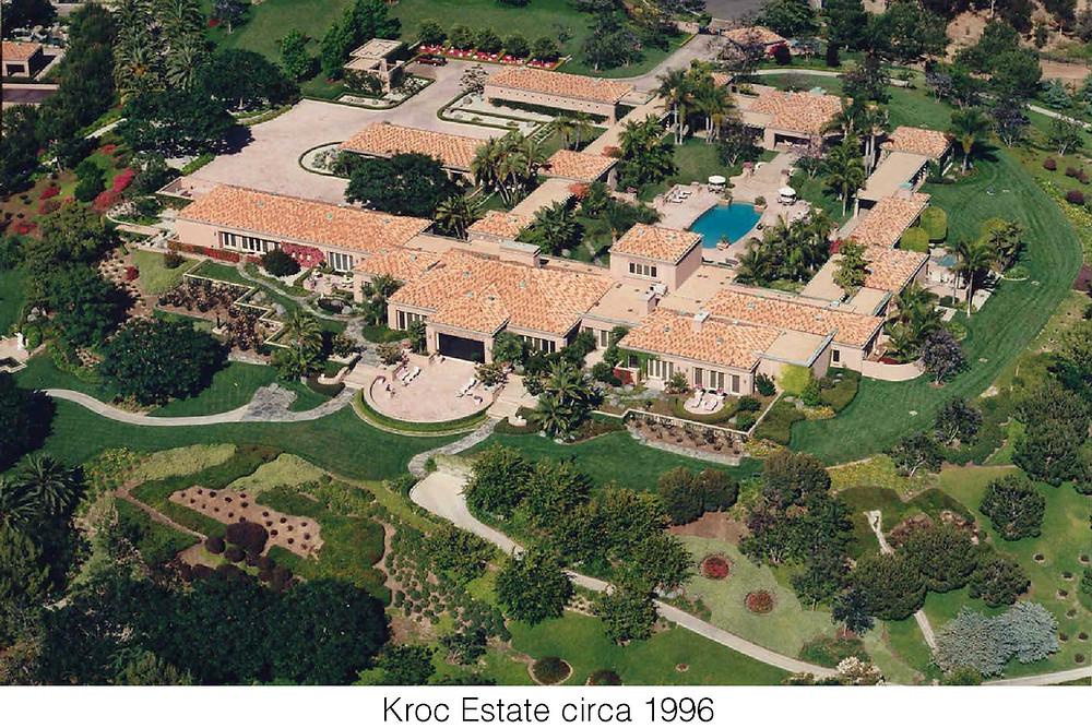 Kroc Estate.