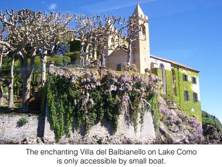 GARDENS OF THE WORLD: Gardens of Northern Italy Near Lake Como