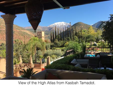 MY LIFE WITH PLANTS: Kasbah Tamadot, Morocco