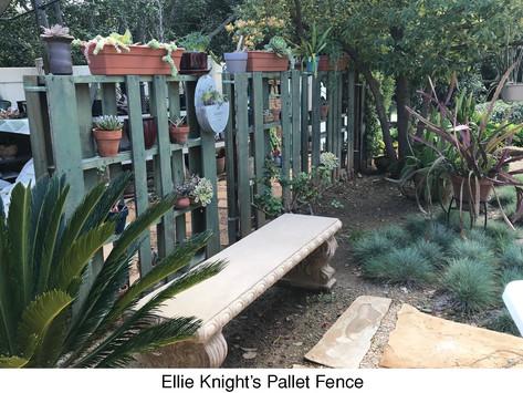 SHARING SECRETS: Making Fences a Garden Asset