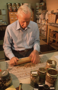 Ed Peterson  (Consummate Native Plant Seedsman)
