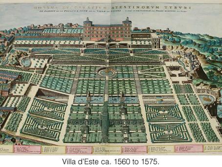 GARDENS OF THE WORLD: Gardens Around Rome