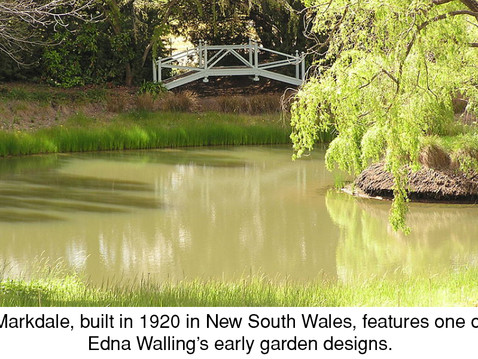 THE REAL DIRT ON: Edna Walling: A Progressive Australian Landscape Designer