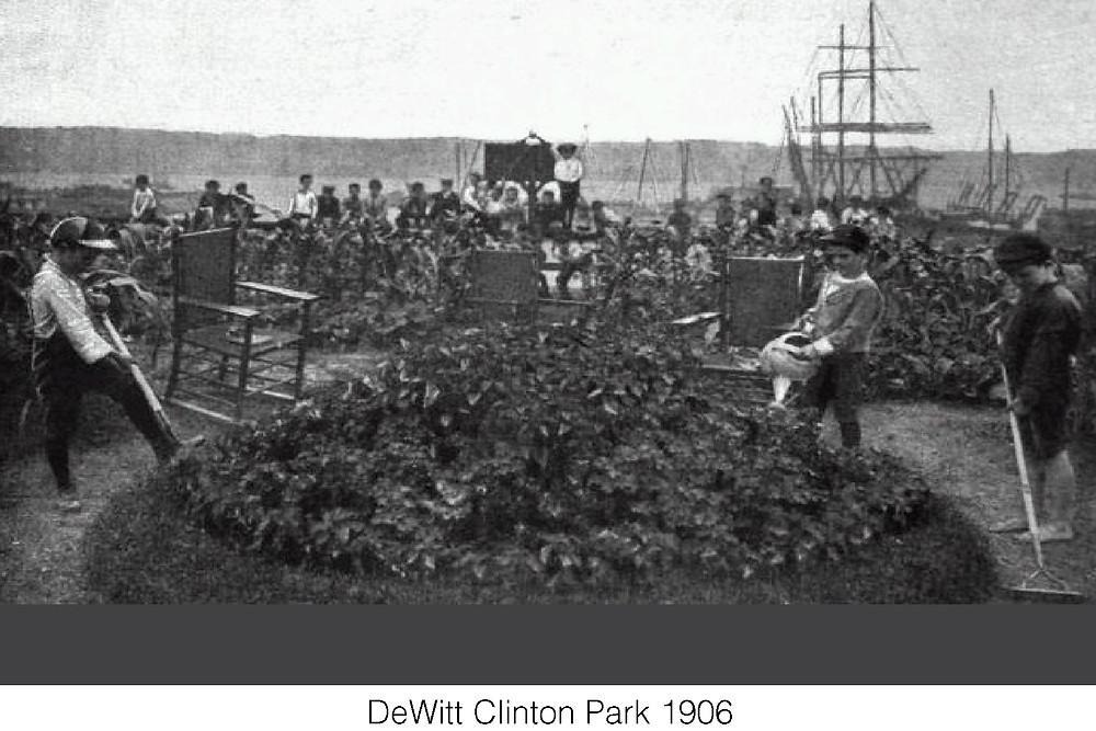 DeWitt Clinton Park 1906